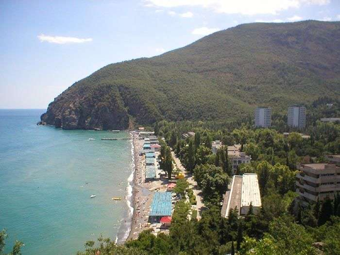 Алушта- курорт мечты
