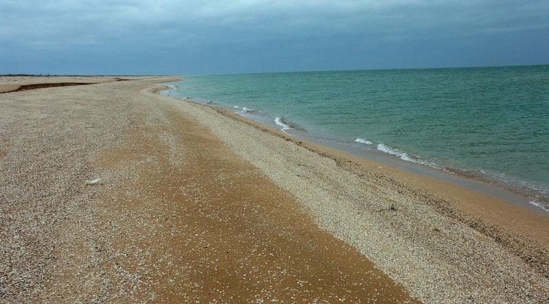 Арабатская стрелка - самый длинный пляж