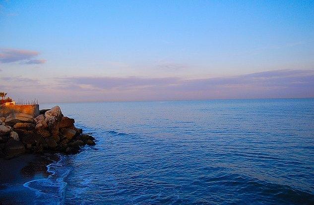 Каспийское море – рай для отдыхающих.