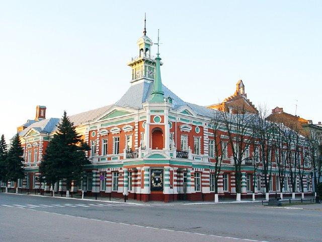 Крепость Азов и современность