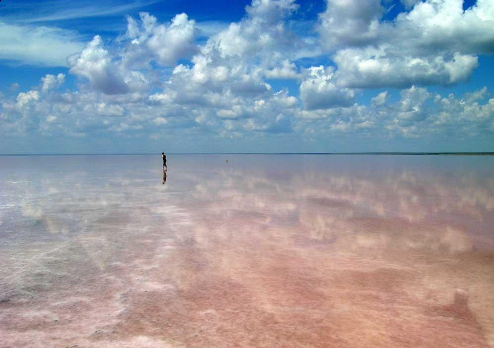 Озеро Эльтон - чудо природы.